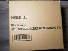 Funko Sci Fi Series 1 (Box B) Mystery Minis blind box Full Unopened Case of 12..