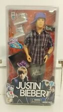 Justin Bieber Doll JB Style Collection with Hot Sneakers,Shoe Box,Phone 2010 NIP
