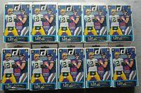 10x Panini Donruss Football 2017 NFL Hanger Box  50 Cards 3 Exklusive