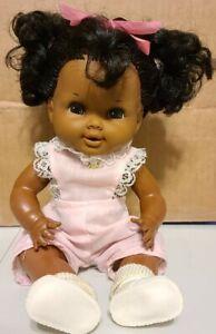 Shindana Toys African American Doll Vintage 1972 Adorable!