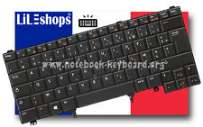 Clavier Fr Orig Dell Latitude E5420M E5430 E6230 E6330 E6430S E6440 Rétroéclairé