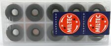 10pcs R-PS-312-5-1-TA Mil-Tec Round Milling Inserts for Freedom Cutter TiALN