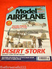 MODEL AIRPLANE INT - DESERT STORK - APRIL 2008 # 33