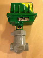 """Lever Handles Stainless Steel Fisher 67423-4/"""" Deck Control Valve No spout"""