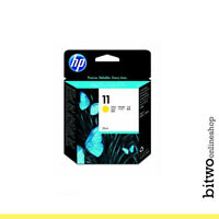 HP C4838A - Cartuccia Inkjet 11, Giallo per stampante hp originale Inkjet