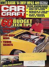 Car Craft Magazine July 1995 Gm Vs Ford Shootout /  Tuning Secrets