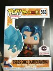 Funko Pop Chalice exclusive Dbz Super metallic goku ssgss kamehameha IN STOCK