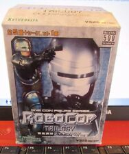 VINTAGE ROBOCOP TRILOGY ONE COIN JAPANESE FIGURE SERIES KOTOBUKIYA UNMADE UP