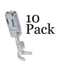 10 Pack terminals for Toyota accessory fuse panel  -utilise the empty fuse slots