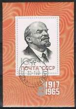 CCCP / USSR gestempeld 1965 Blok 41 - Wladimir Lenin
