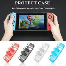 Clear Silicone Shockproof Case Shell Cover For Nintendo Switch Joycon Controller