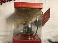 Lenox Santa's Arrival 2000 World Trade Center Towers Holiday Ornament New In Box