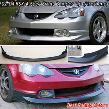 A-Spec Style Front Bumper Lip (Urethane) Fits 02-04 Acura RSX 2dr