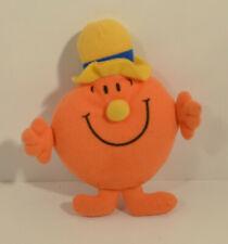 "RARE 1999 Mr Cheerful 5"" McDonald's EUROPE Plush Stuffed Figure Little Miss Men"