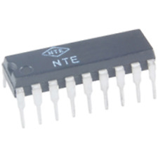 Nte Electronics Nte7108 Ic 13ghz Pll For Tv Tuning 4 Software Controlled Output