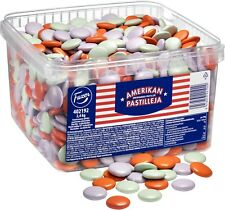 Fazer American lentils 2,4 kg chocolate Box from Finland