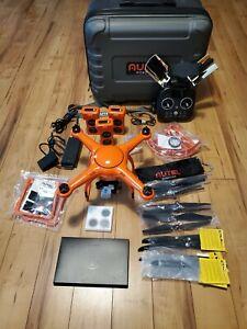 Autel Robotics X-Star Premium Orange Drone, 4K Camera, Hard Case, Lots of extras