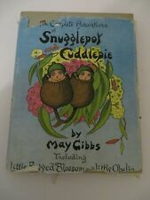 The Complete Adventures of Snugglepot and Cuddlepie By May Gibbs 1956 Edition
