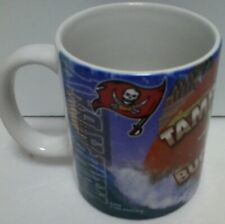 Tampa Bay Buccaneers NFL Licensed Coffee Mug 11 oz Ceramic Cup