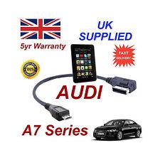 AUDI A7 séries 4F0051510M pour Amazon Kindle Fire HD MICRO USB Câble Audio 30cm