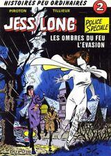 BD prix réduit Jess Long Les ombres du feu & L'évasion - Jess Long