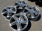 18x8 Wheels Fits Audi A4 A5 A6 A8 Q5 Tt Rims 18 Inch 5x112 35 Rims Set 4