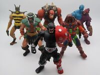VINTAGE MASTERS OF THE UNIVERSE FIGURES HE MAN/ FIGURES JOB LOT BUNDLE