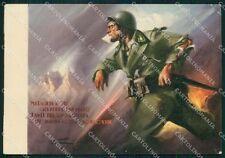 Militari 29º Reggimento Fanteria Assietta PIEGHINA FG cartolina XF4047