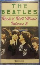 The Beatles - Rock 'N' Roll Music Vol. 2 (Cassette)-MINT-SEALED- NEW-SIGILLATA