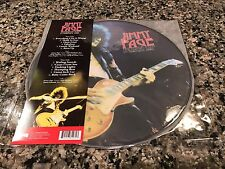 Jimmy Page Burn Up Picture Disc! Limited. Led Zeppelin Pink Floyd The Who AC/DC