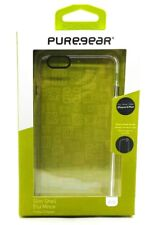 New Genuine Puregear Slim Shell Clear Case Cover For iPhone  6S Plus & 6 Plus