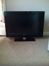Philips 32 inch flat screen tv with built in freeview