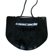 Cascade Lacrosse Goalie Throat Guard - Black (NEW)