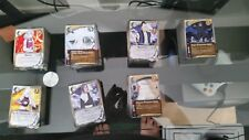Naruto Trading Cards Will of Fire set