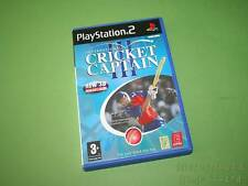 Internazionale Cricket CAPITANO III (3) Sony PlayStation 2 PS2 GAME-Empire