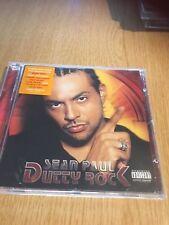 SEAN PAUL - DUTTY ROCK - CD ALBUM - I'M STILL IN LOVE WITH YOU / BABY BOY +