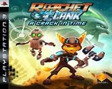 PLAYSTATION 3 Ratchet & Clank 6 * a crack in time PLATINUM/Essential Top Condizione