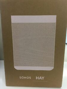 NEW SONOS ONE HAY LIMITED EDTITION - PINK