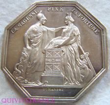 MED4237 - JETON BANQUE DE FRANCE AN VIII  (1880)