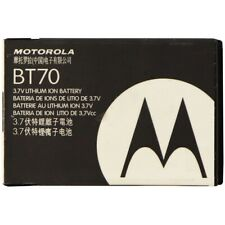 Motorola BT70 Lithium Ion Extended Battery 3.7V 1010mAh - Black