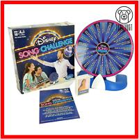 Disney Song Challenge Hasbro Singing Party Game Famiy Fun Board Game