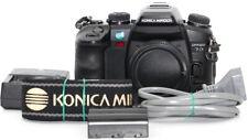 Konica Minolta Dynax 7D 6,1 MP Digitalkamera DSLR Body Gehäuse *Z