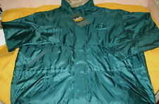 TOSTITOS FIESTA BOWL Embroidered Darker Green Dunbrooke JACKET New! NWT Adult XL