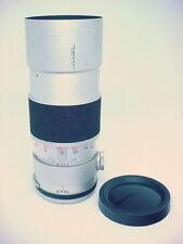 Rare Silver Tamron Adaptall 200mm f 3.5 lens