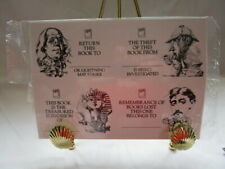 QPB Quality Paperback Bookclub Bookplates Sealed Package Vintage