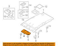 NISSAN OEM 09-14 Murano Sunvisor-Sun Visor Left 964011AA1B