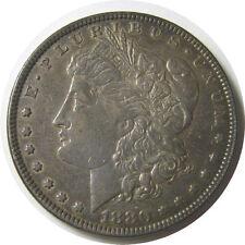 elf Morgan Dollar 1880