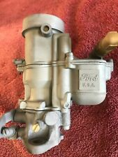 Vtg Ford Single Barrel 1 BBL Holley Rochester Carter Mustang Thunderbird OEM