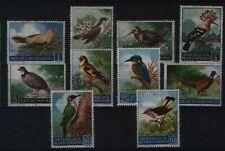 San Marino - 1960 Birdlife Series MNH