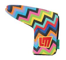 Loudmouth Steppin Out Putter Cover Blade Magnetic Closer